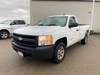 2009 Chevrolet Silverado 1500 Work Truck Regular Cab