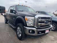 2013 Ford Super Duty F-250 Lariat Crew Cab 4x4 FX4 Off Road Di