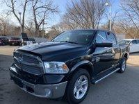 2015 Ram 1500 Crew Cab 4x4 Laramie Longhorn