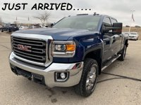2016 GMC Sierra 2500HD SLE Crew Cab 4x4 Z71 Off Road