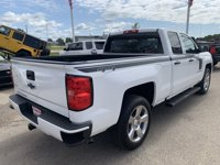 2017 Chevrolet Silverado 1500 Custom Double Cab 4x4