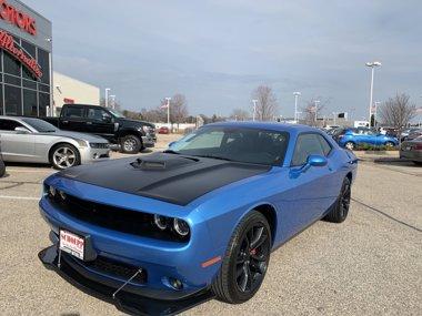 2016 Dodge Challenger RT Plus