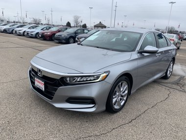 2019 Honda Accord Sedan LX 15T