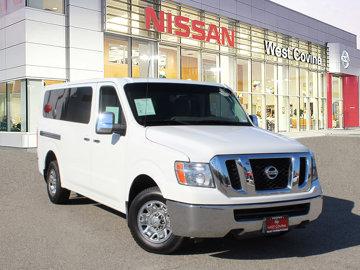 2014 Nissan NVP SV