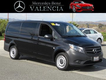 2018 Mercedes-Benz Metris Passenger Van STANDARD ROOF 126