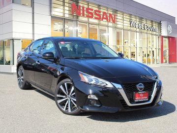 2019 Nissan Altima 25 Platinum