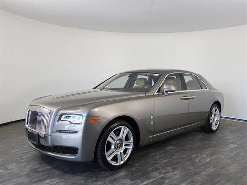 2015 Rolls Royce Ghost RWD