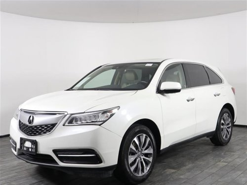 2016 Acura MDX Tech SH-AWD
