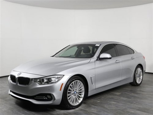 2016 BMW 4 Series 435i Gran Coupe RWD