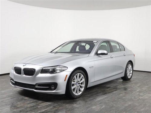 2016 BMW 5 Series 535i RWD