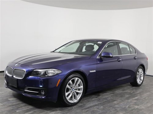 2016 BMW 5 Series 550i xDrive AWD