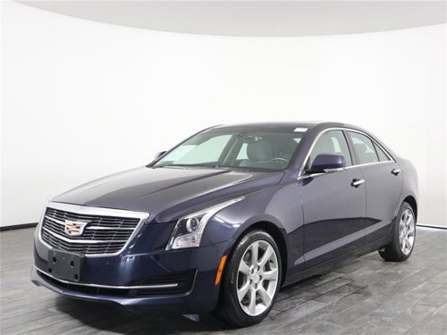 2016 Cadillac ATS 36L Luxury AWD