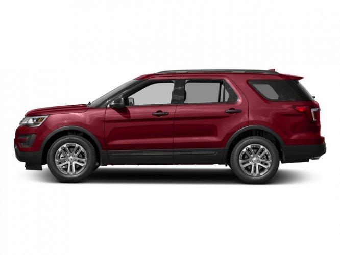 2016 Ford Explorer 4X4