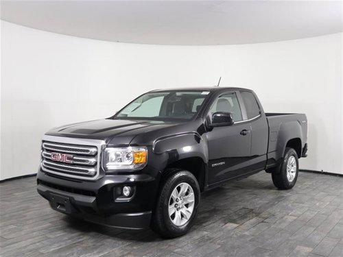 2016 GMC Canyon V6 Extended Cab SLE 4X4