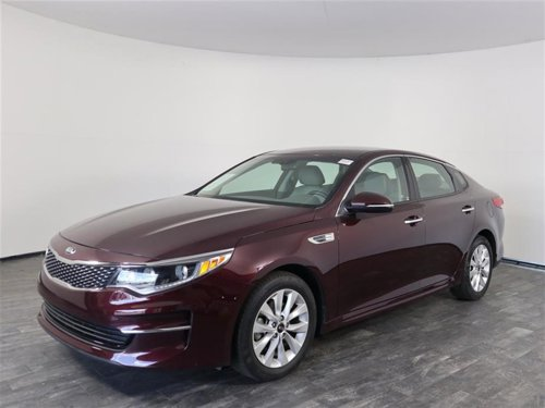 2016 Kia Optima EX FWD