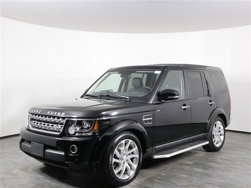2016 Land Rover LR4 V6 HSE Supercharged AWD