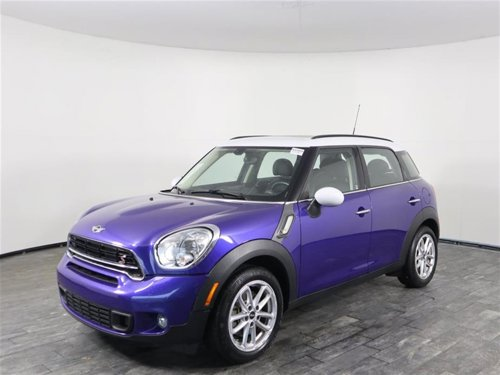 2016 MINI Cooper Countryman S FWD