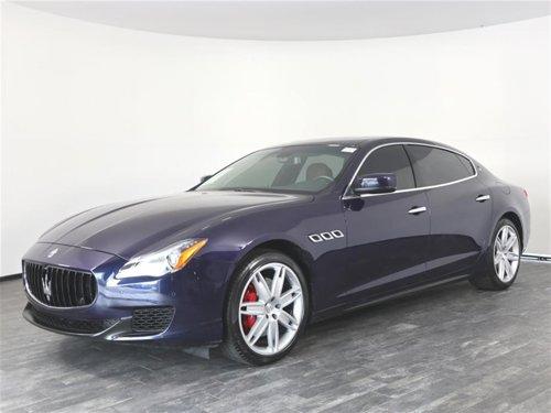 2016 Maserati Quattroporte S RWD