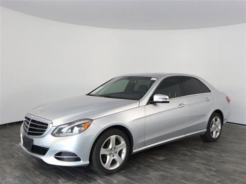 2016 Mercedes-Benz E-Class E 350 Luxury 4MATIC AWD