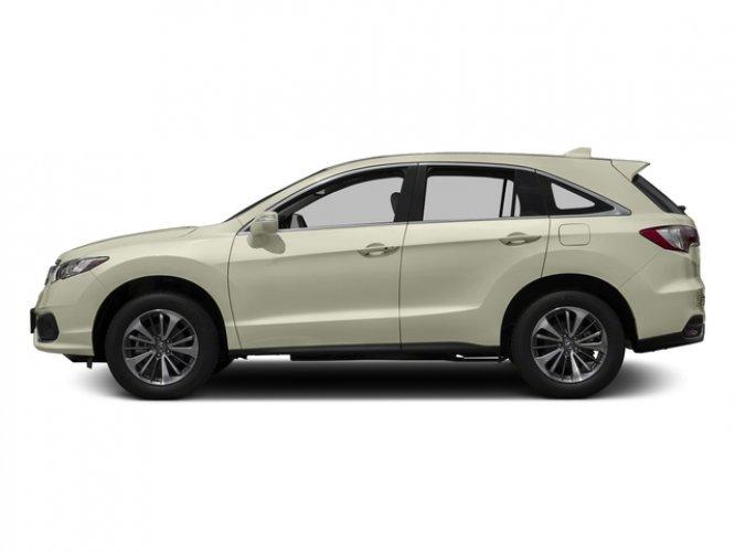 2017 Acura Rdx Advance Fwd