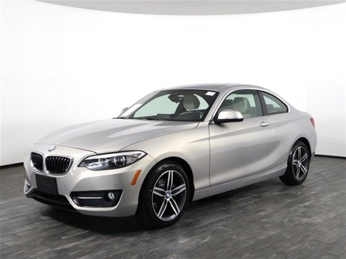 2017 BMW 2 Series 230i Coupe RWD