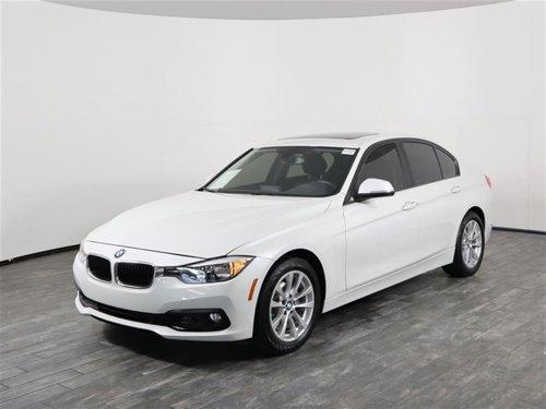 2017 BMW 3 Series 320i RWD