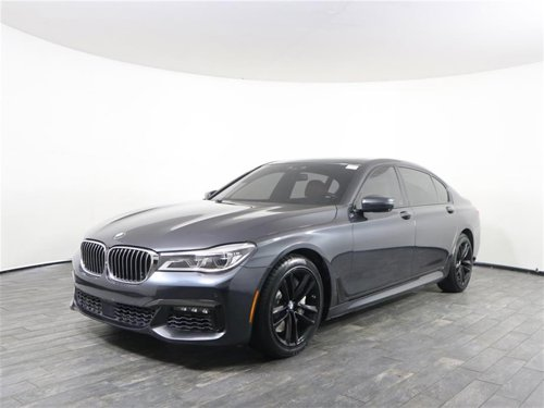 2017 BMW 7 Series 750i M Sport xDrive AWD