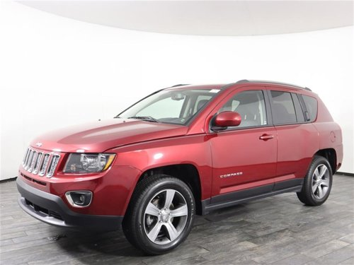 2017 Jeep Compass High Altitude FWD