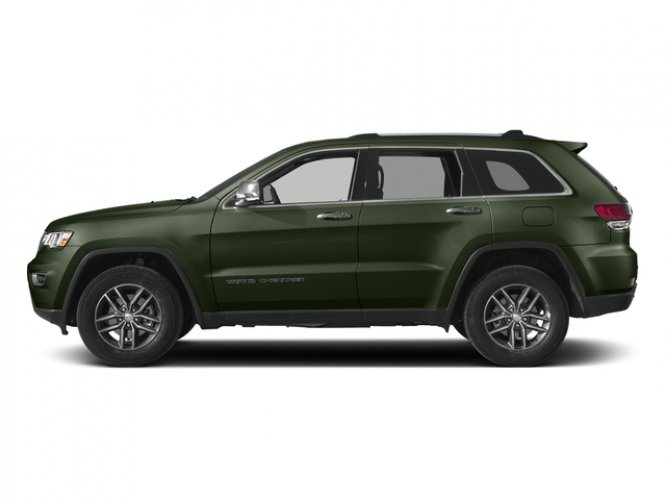 2017 Jeep Grand Cherokee Limited 75th Anniversary 4X4