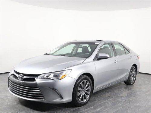 2017 Toyota Camry XLE V6 FWD