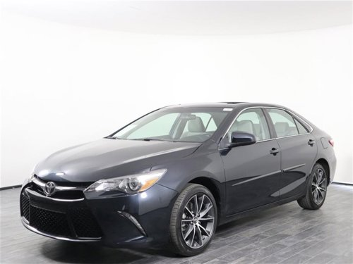 2017 Toyota Camry XSE FWD