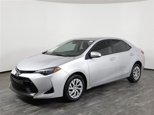 2017 Toyota Corolla LE FWD