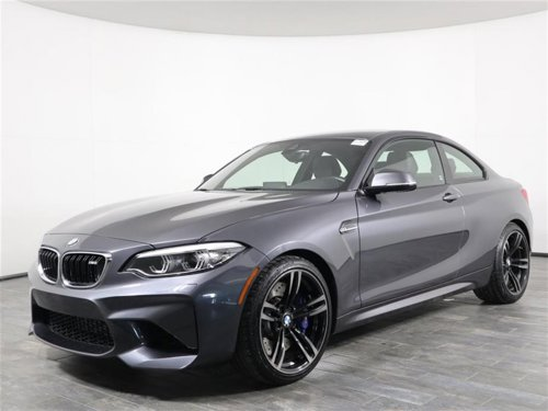 2018 BMW M2 Coupe RWD