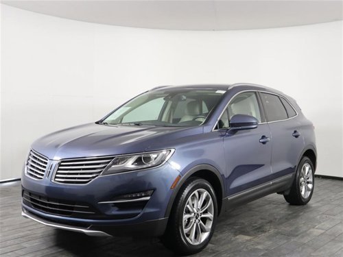 2018 Lincoln MKC Select EcoBoost AWD