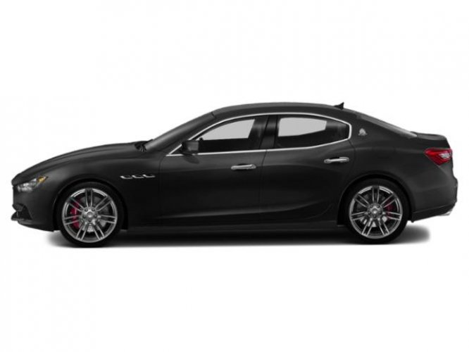 2018 Maserati Ghibli RWD