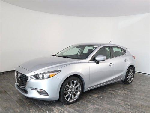 2018 Mazda Mazda3 Touring Hatchback FWD