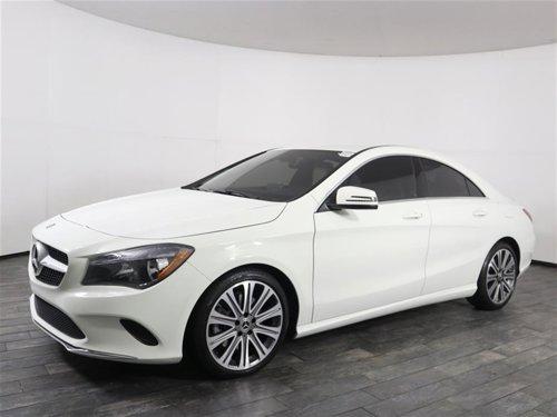 2018 Mercedes-Benz CLA-Class CLA 250 Coupe FWD