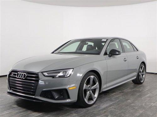 2019 Audi S4 30T Premium Plus Quattro