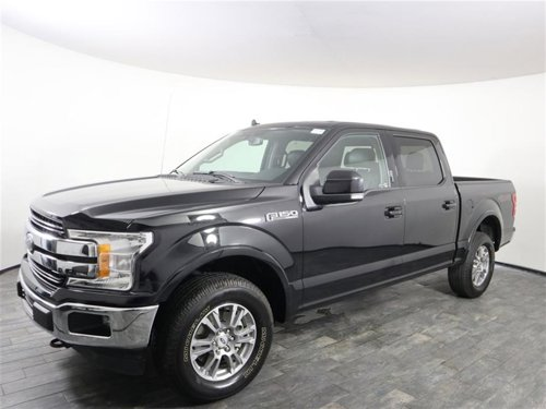 2019 Ford F-150 V8 SuperCrew Lariat 4X4