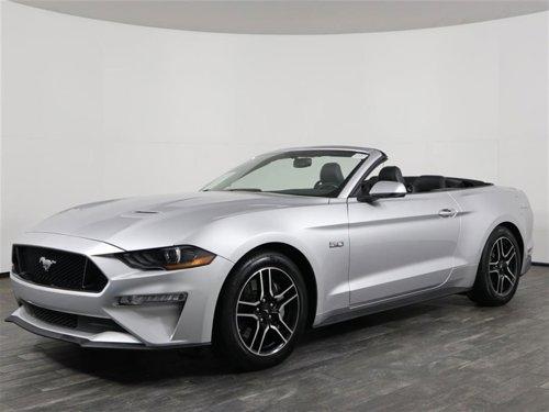 2019 Ford Mustang V8 GT Premium Convertible RWD