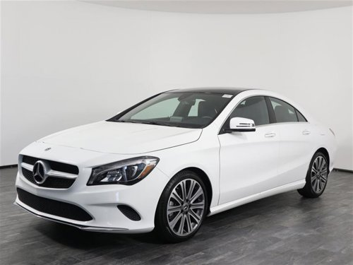 2019 Mercedes-Benz CLA-Class CLA 250 Coupe 4MATIC AWD