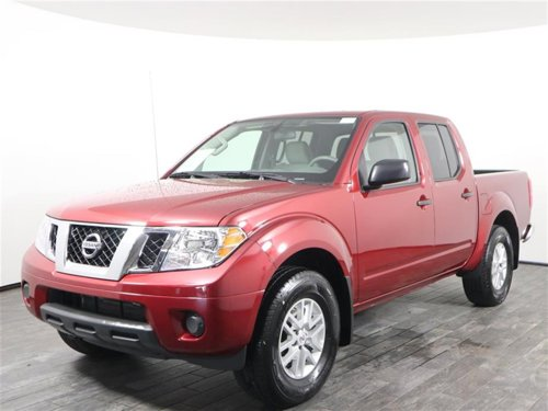 2019 Nissan Frontier V6 Crew Cab SV 4X4