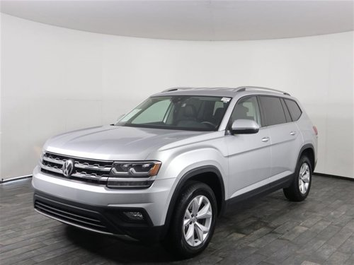 2019 Volkswagen Atlas 36L V6 SE Technology FWD