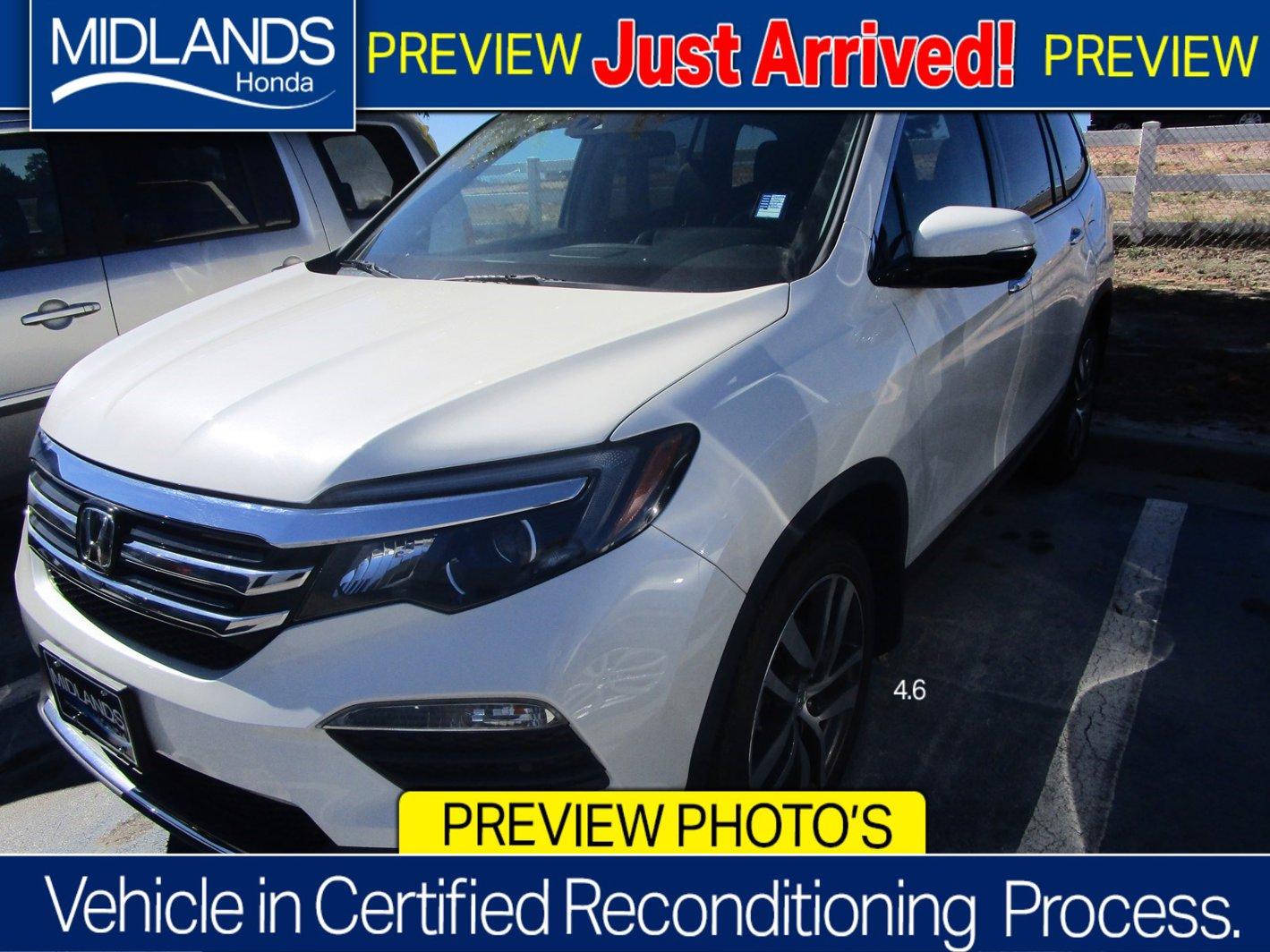 2017 Honda Pilot Elite Elite AWD Regular Unleaded V-6 3.5 L/212 [2]