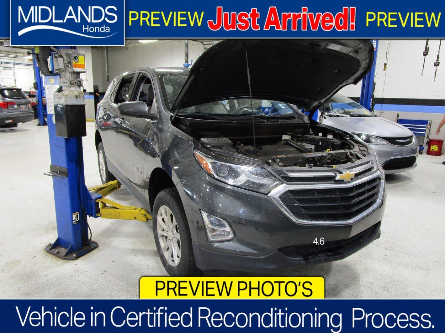 2020 Chevrolet Equinox LT FWD 4dr LT w/1LT Turbocharged Gas I4 1.5L/92 [3]