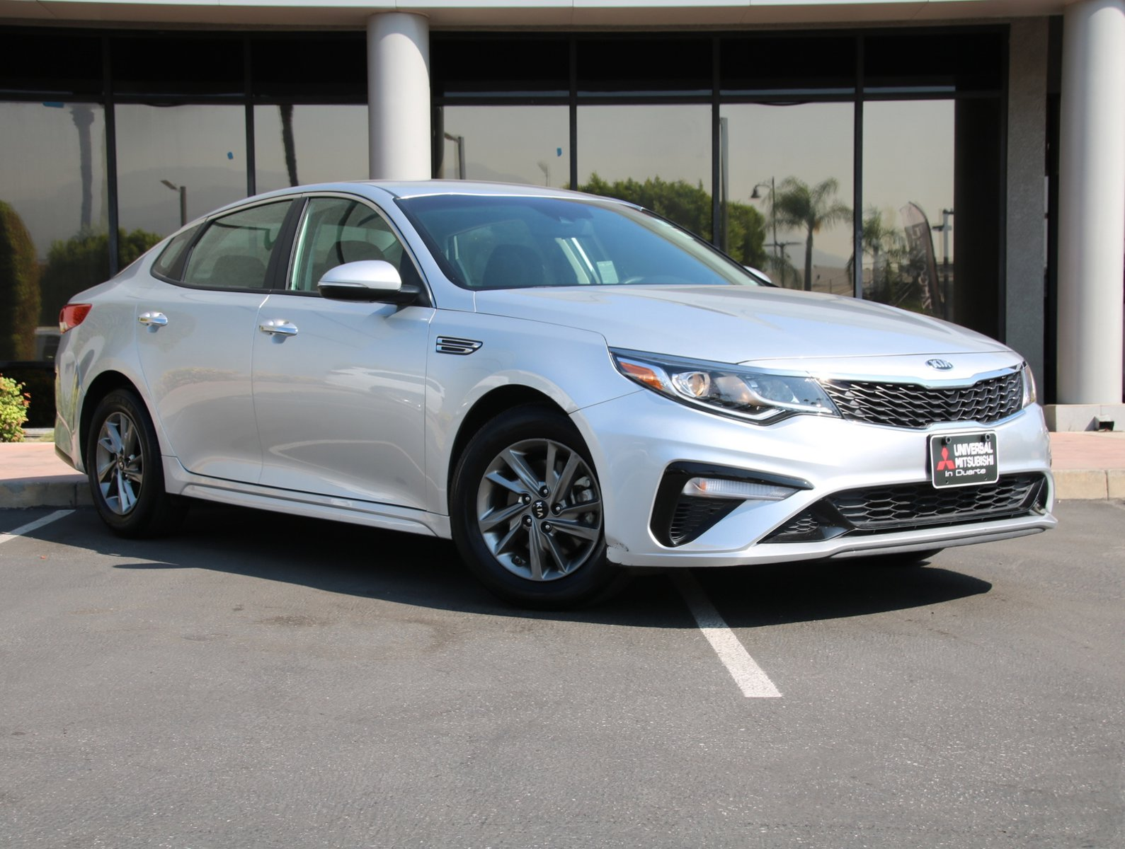 2019 Kia Optima LX LX Auto Regular Unleaded I-4 2.4 L/144 [5]
