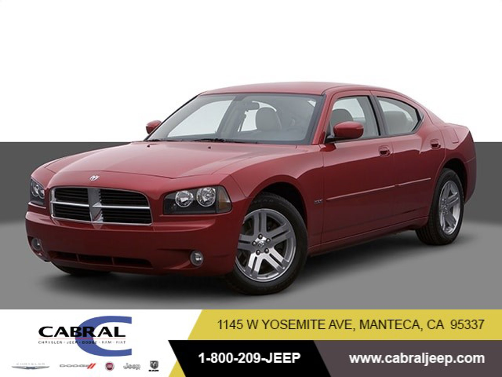 2007 Dodge Charger R/T 4dr Sdn 5-Spd Auto R/T RWD Gas V8 5.7L/345 [7]