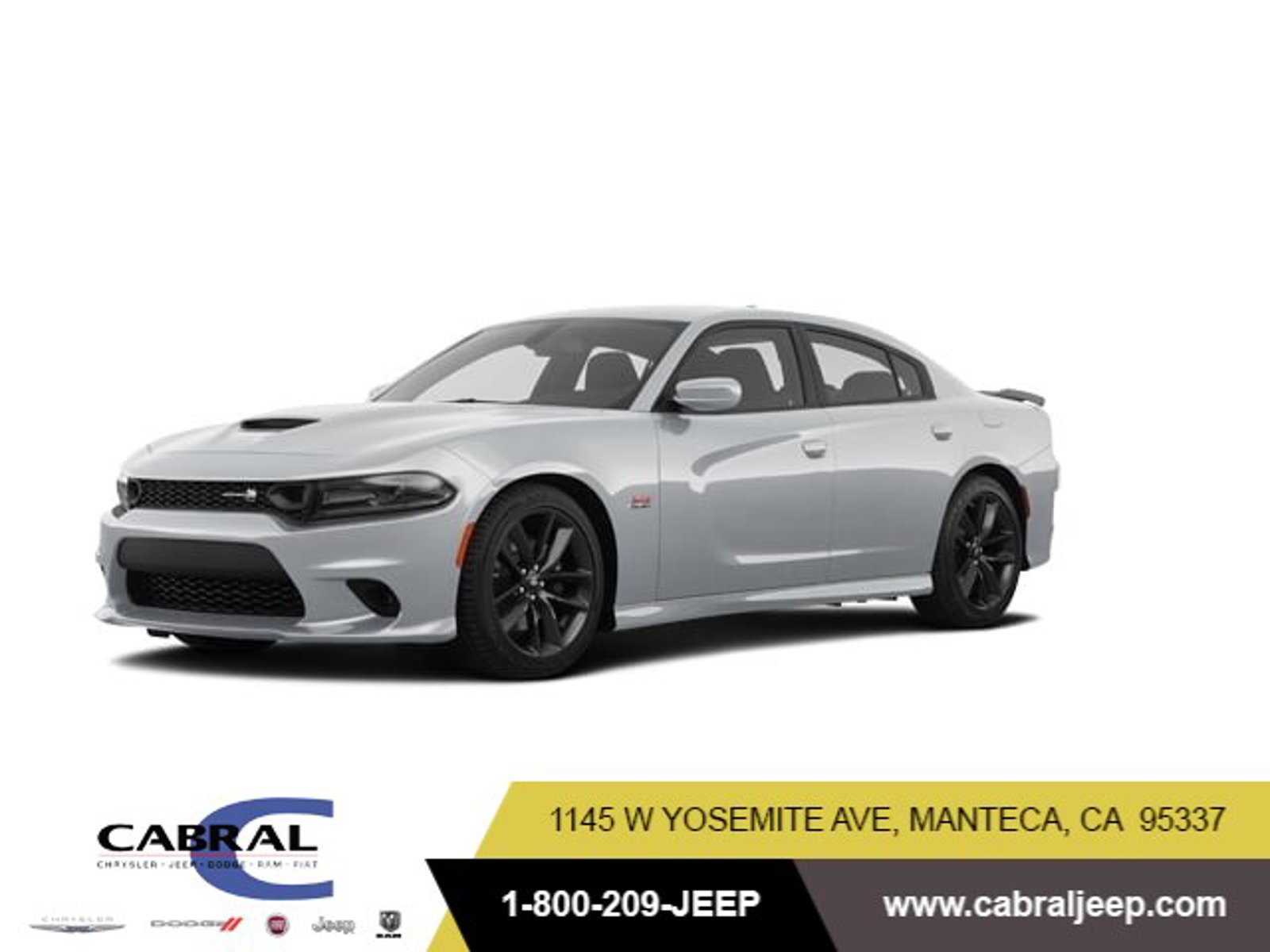 2019 Dodge Charger Scat Pack Scat Pack RWD Premium Unleaded V-8 6.4 L/392 [10]