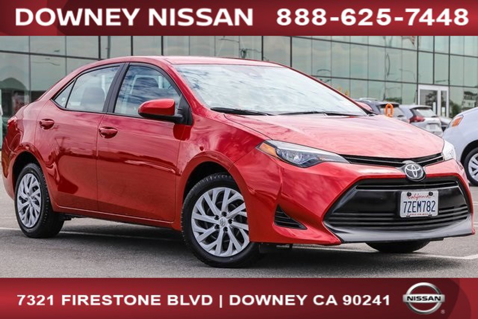 2018 Toyota Corolla LE LE CVT Regular Unleaded I-4 1.8 L/110 [9]