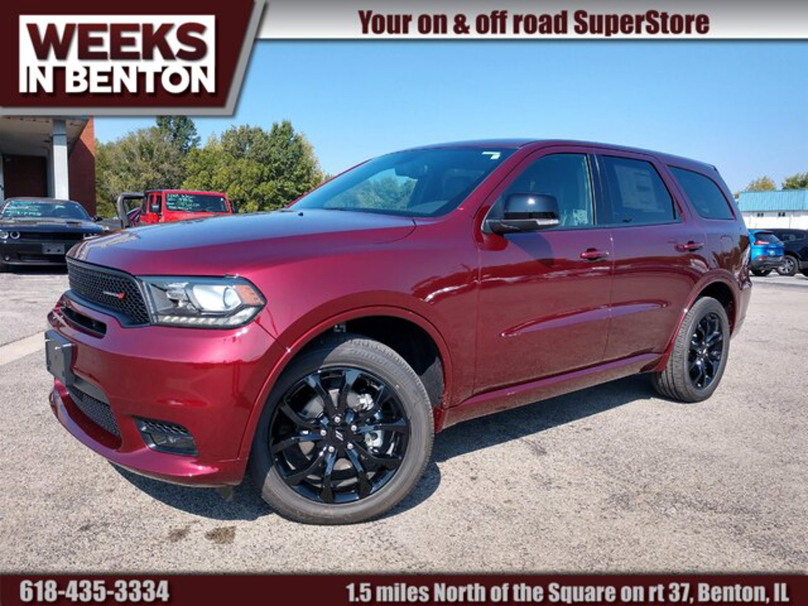 2020 Dodge Durango For Sale In St Louis Belleville Il